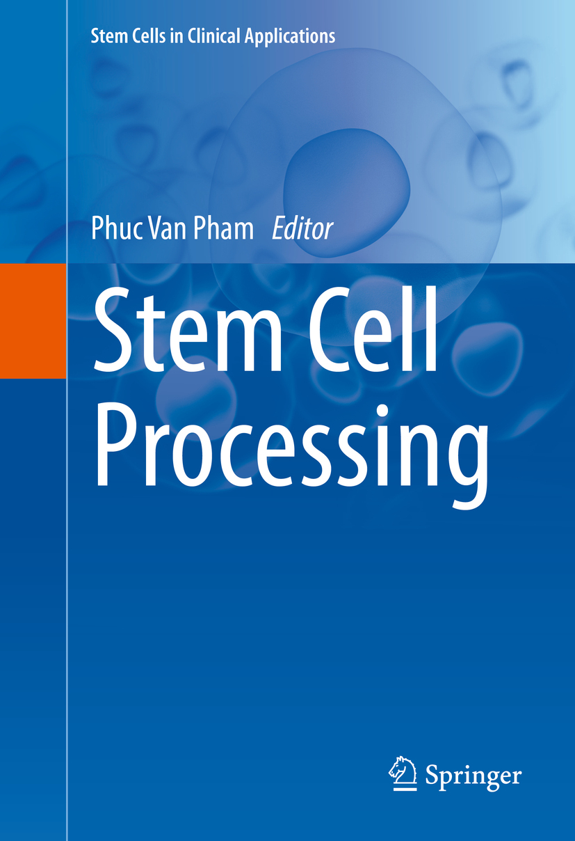 Pham, Phuc Van - Stem Cell Processing, ebook