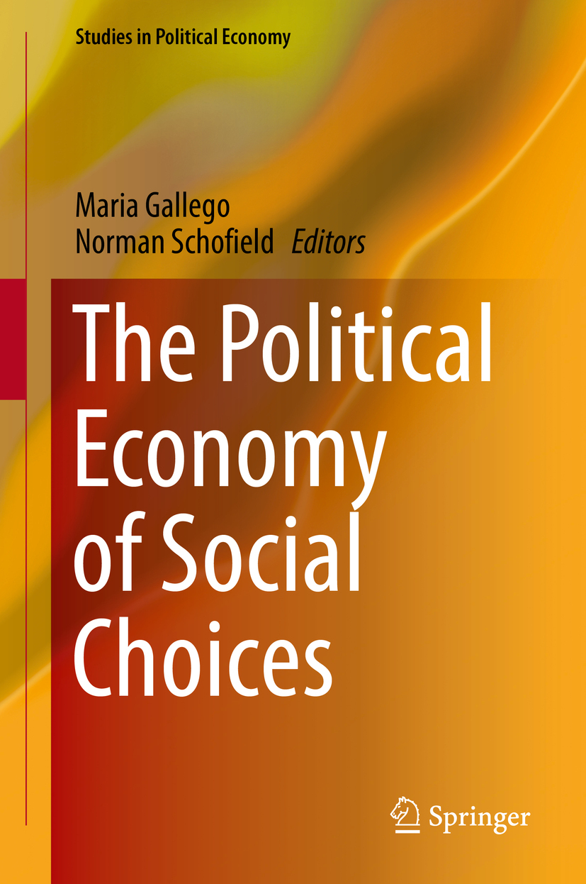 Gallego, Maria - The Political Economy of Social Choices, ebook