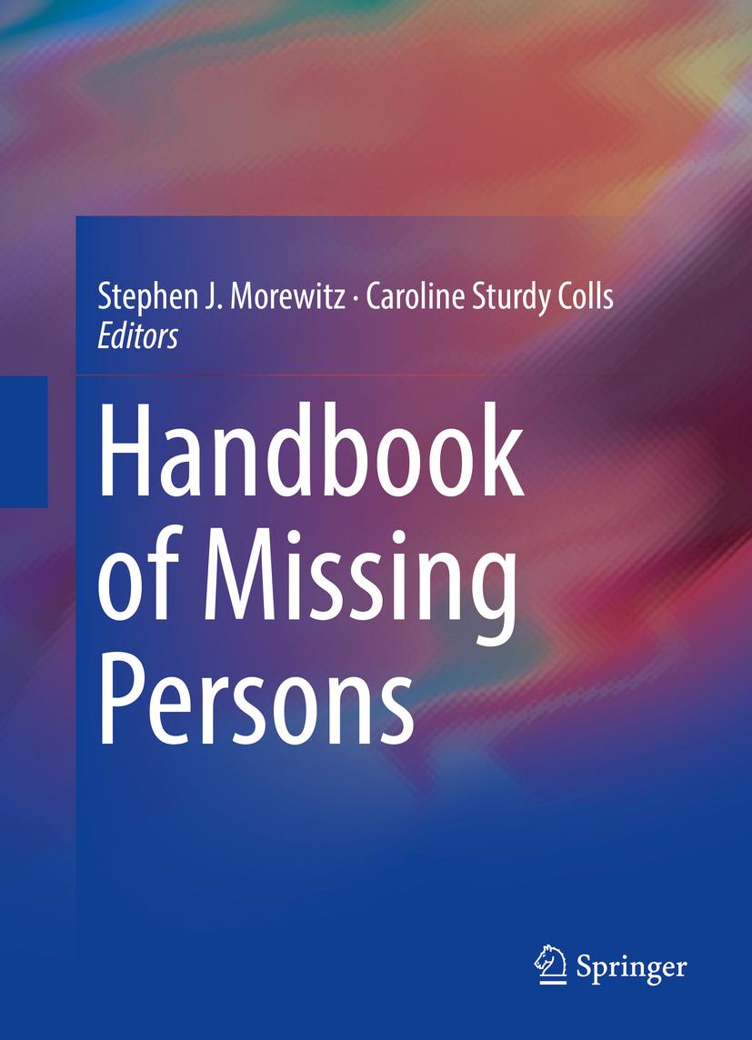 Colls, Caroline Sturdy - Handbook of Missing Persons, ebook
