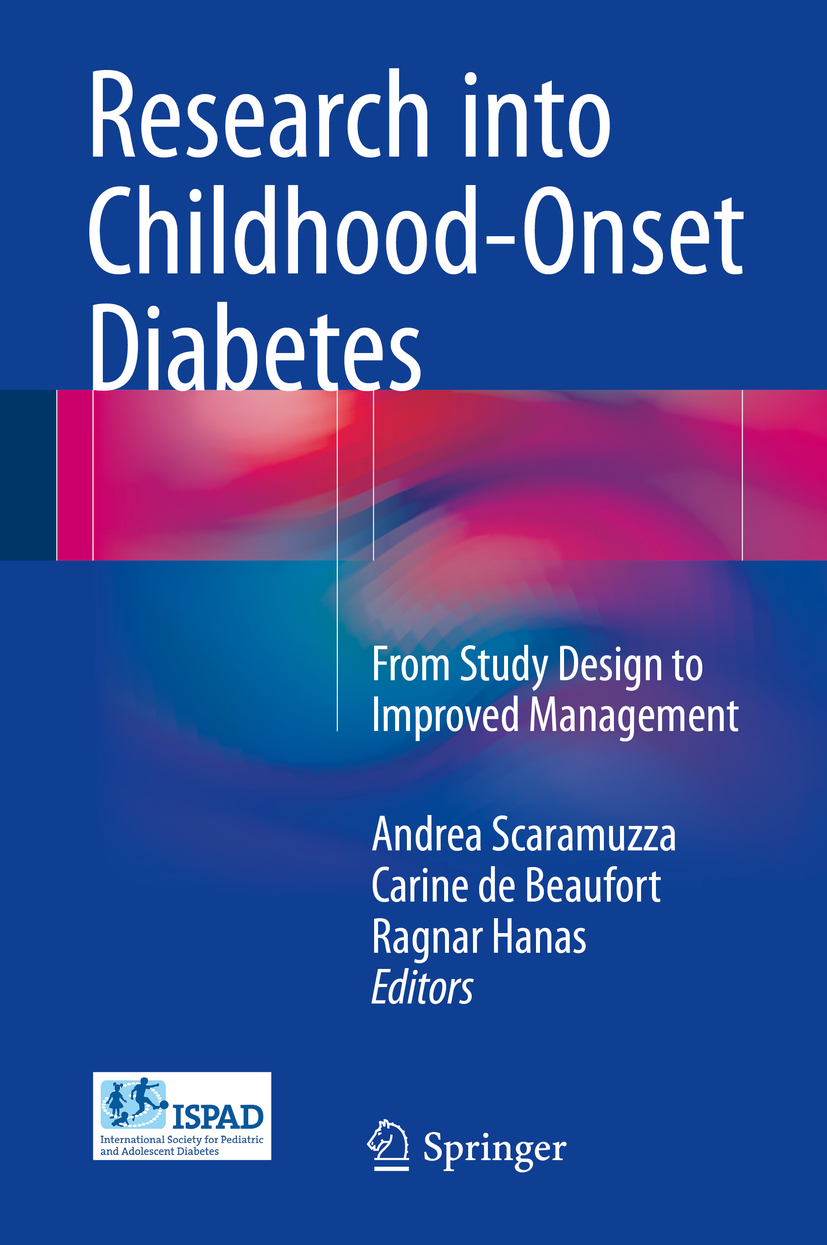 Beaufort, Carine de - Research into Childhood-Onset Diabetes, ebook