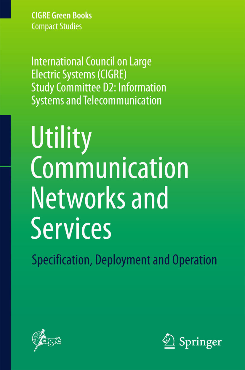 Samitier, Carlos - Utility Communication Networks and Services, ebook