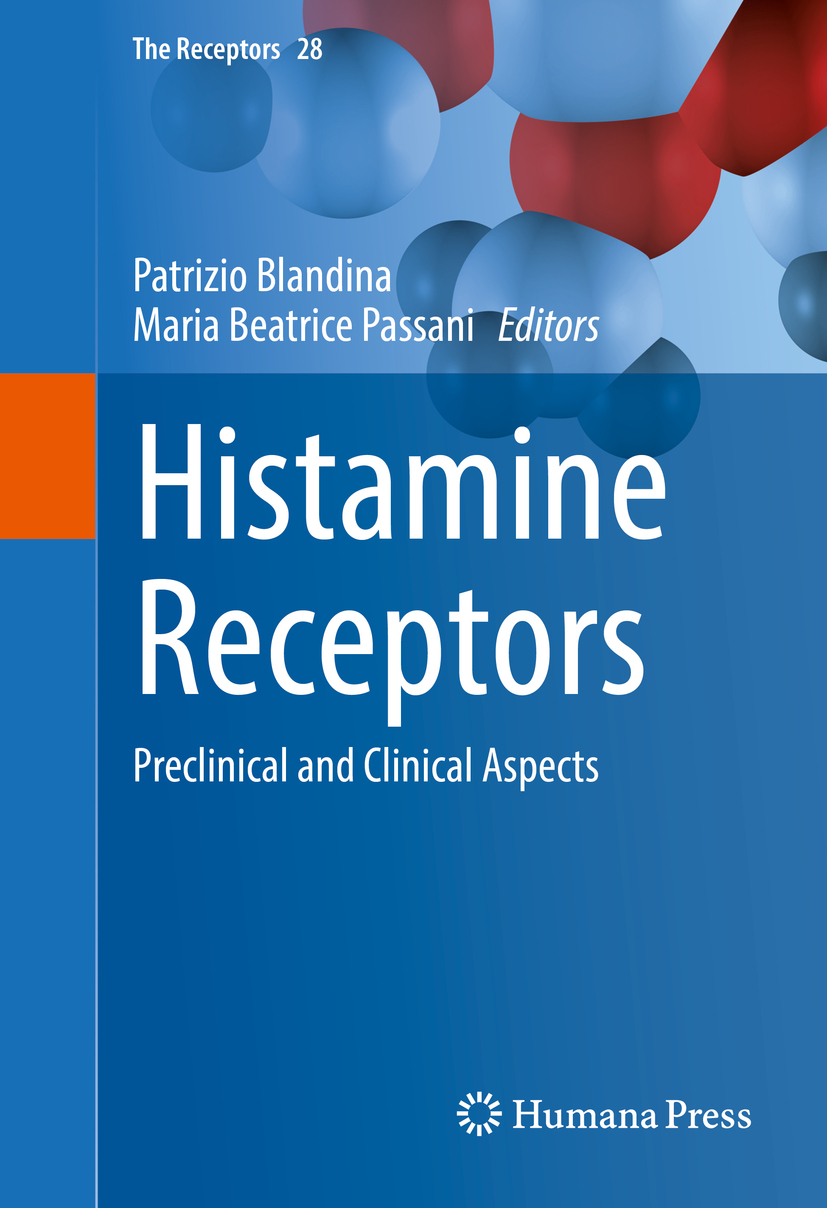Blandina, Patrizio - Histamine Receptors, ebook