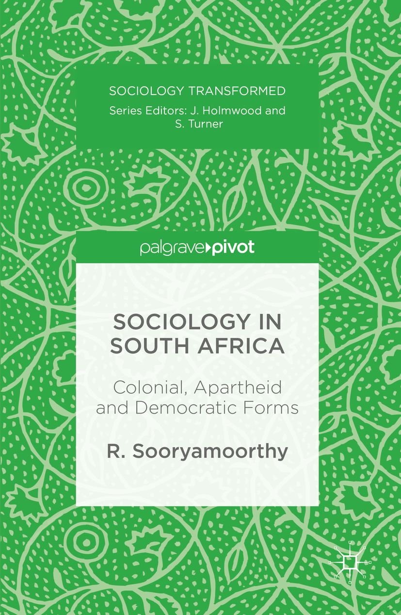 Sooryamoorthy, R. - Sociology in South Africa, ebook