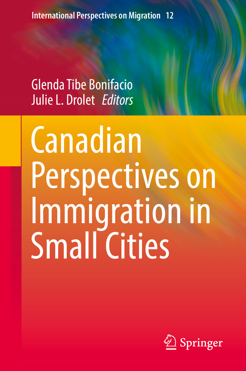 Bonifacio, Glenda Tibe - Canadian Perspectives on Immigration in Small Cities, ebook