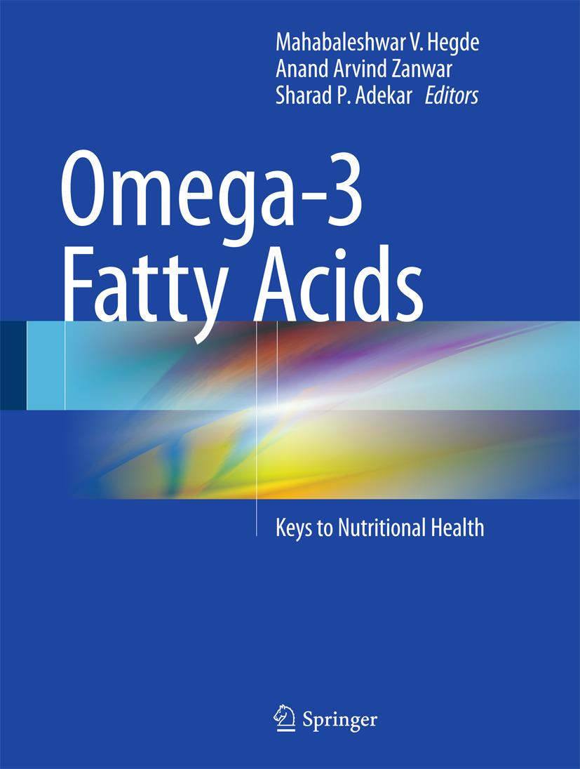 Adekar, Sharad P. - Omega-3 Fatty Acids, ebook