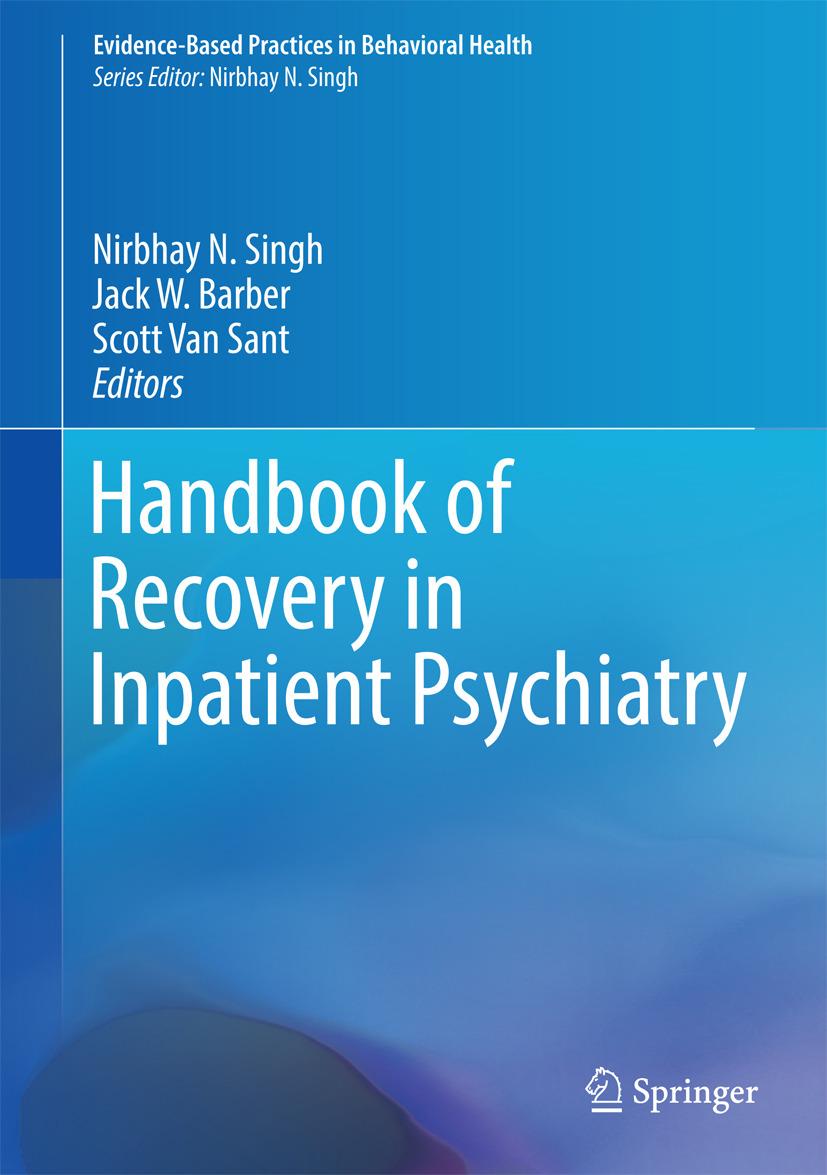 Barber, Jack W. - Handbook of Recovery in Inpatient Psychiatry, ebook