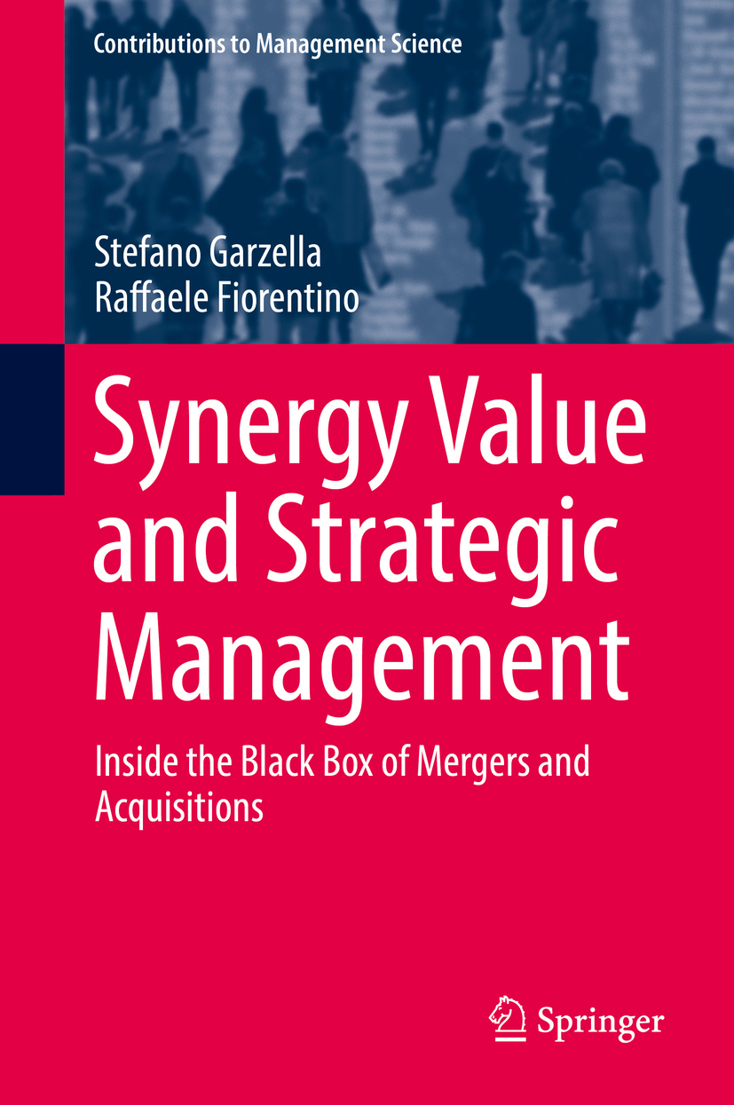 Fiorentino, Raffaele - Synergy Value and Strategic Management, ebook
