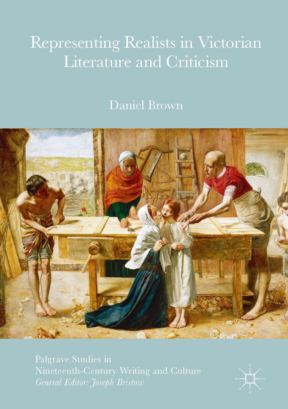 Brown, Daniel - Representing Realists in Victorian Literature and Criticism, ebook