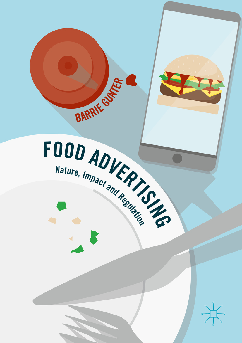 Gunter, Barrie - Food Advertising, ebook
