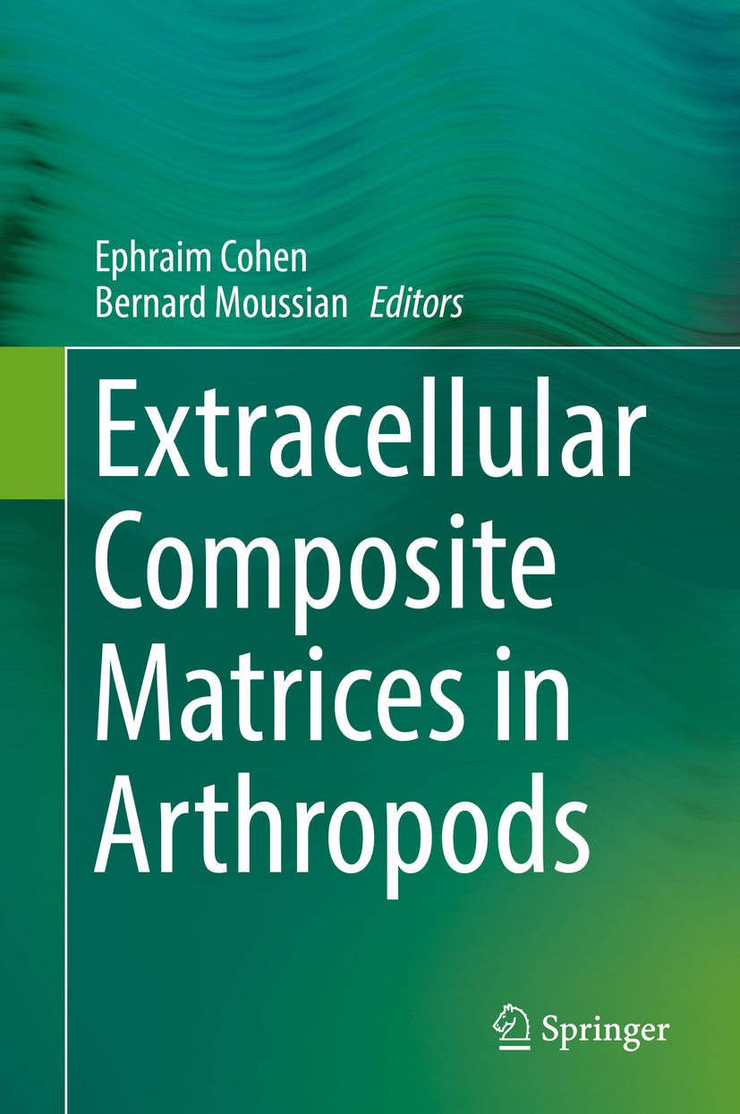 Cohen, Ephraim - Extracellular Composite Matrices in Arthropods, ebook