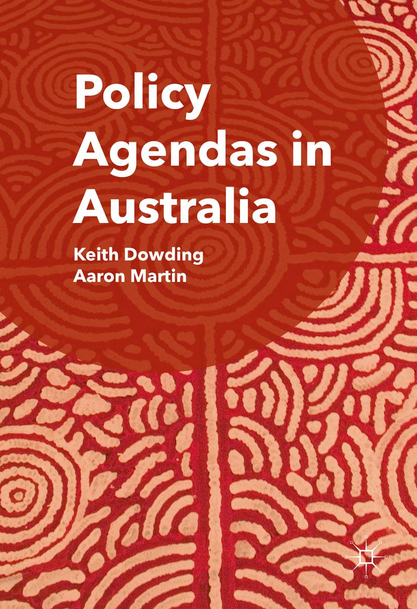 Dowding, Keith - Policy Agendas in Australia, ebook