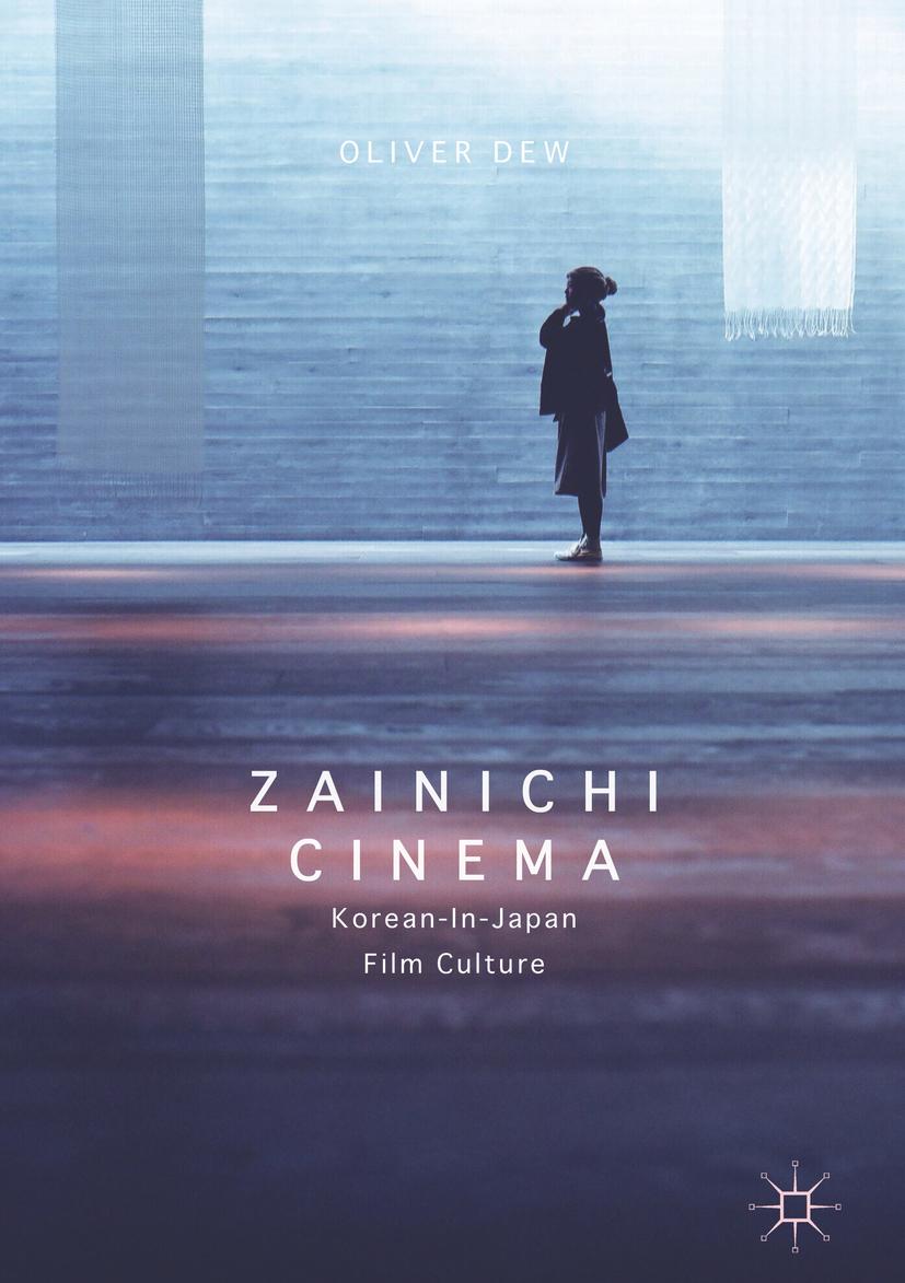 Dew, Oliver - Zainichi Cinema, ebook