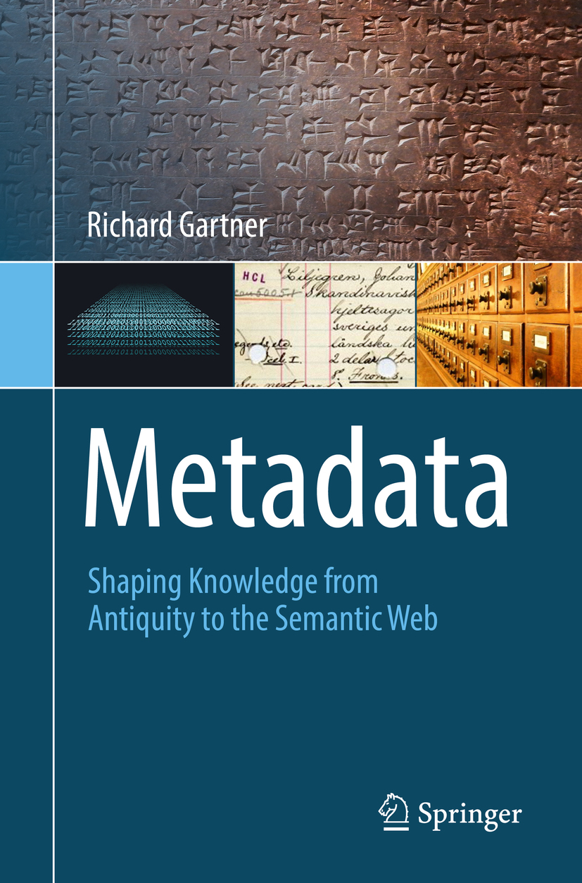 Gartner, Richard - Metadata, ebook
