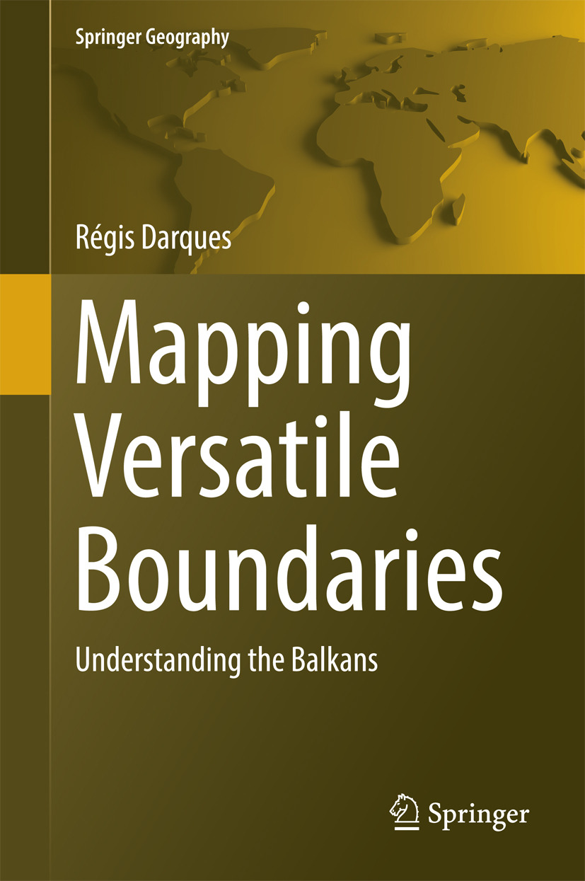 Darques, Regis - Mapping Versatile Boundaries, ebook
