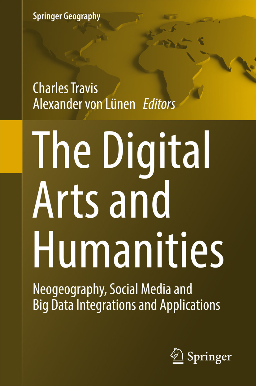 Lünen, Alexander von - The Digital Arts and Humanities, ebook