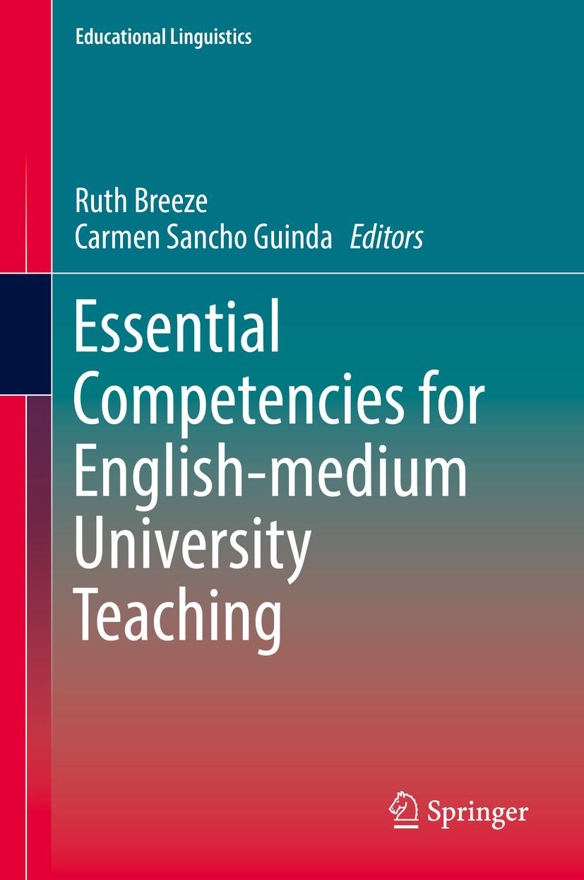 Breeze, Ruth - Essential Competencies for English-medium University Teaching, ebook