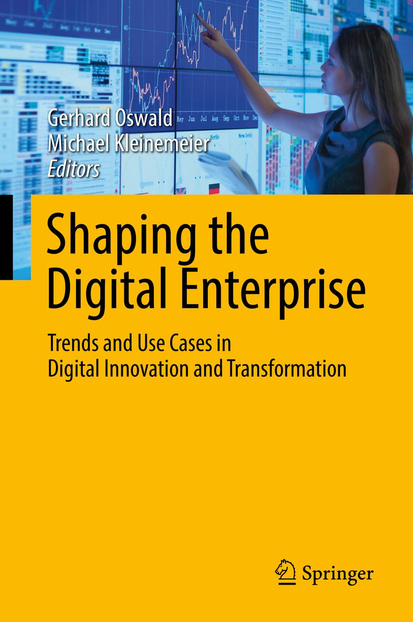 Kleinemeier, Michael - Shaping the Digital Enterprise, ebook