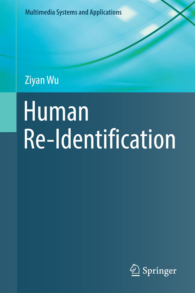 Wu, Ziyan - Human Re-Identification, ebook