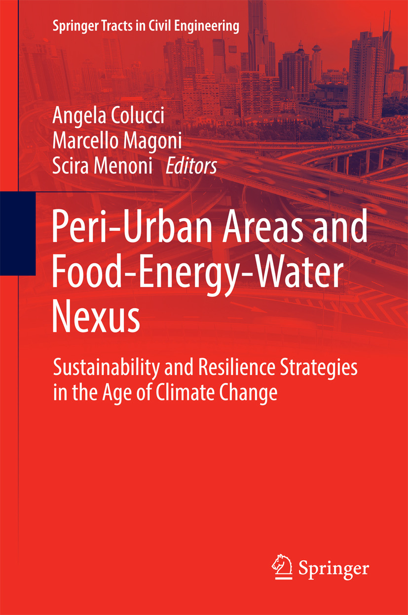 Colucci, Angela - Peri-Urban Areas and Food-Energy-Water Nexus, ebook