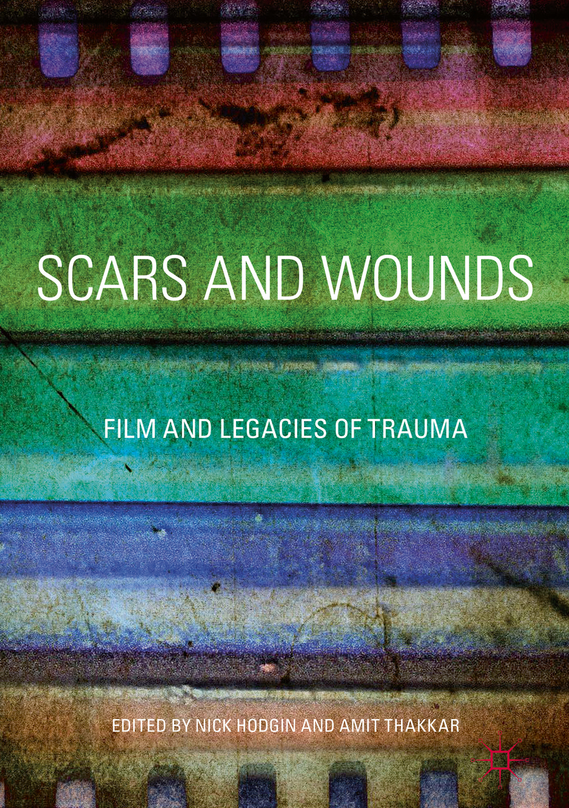 Hodgin, Nick - Scars and Wounds, ebook