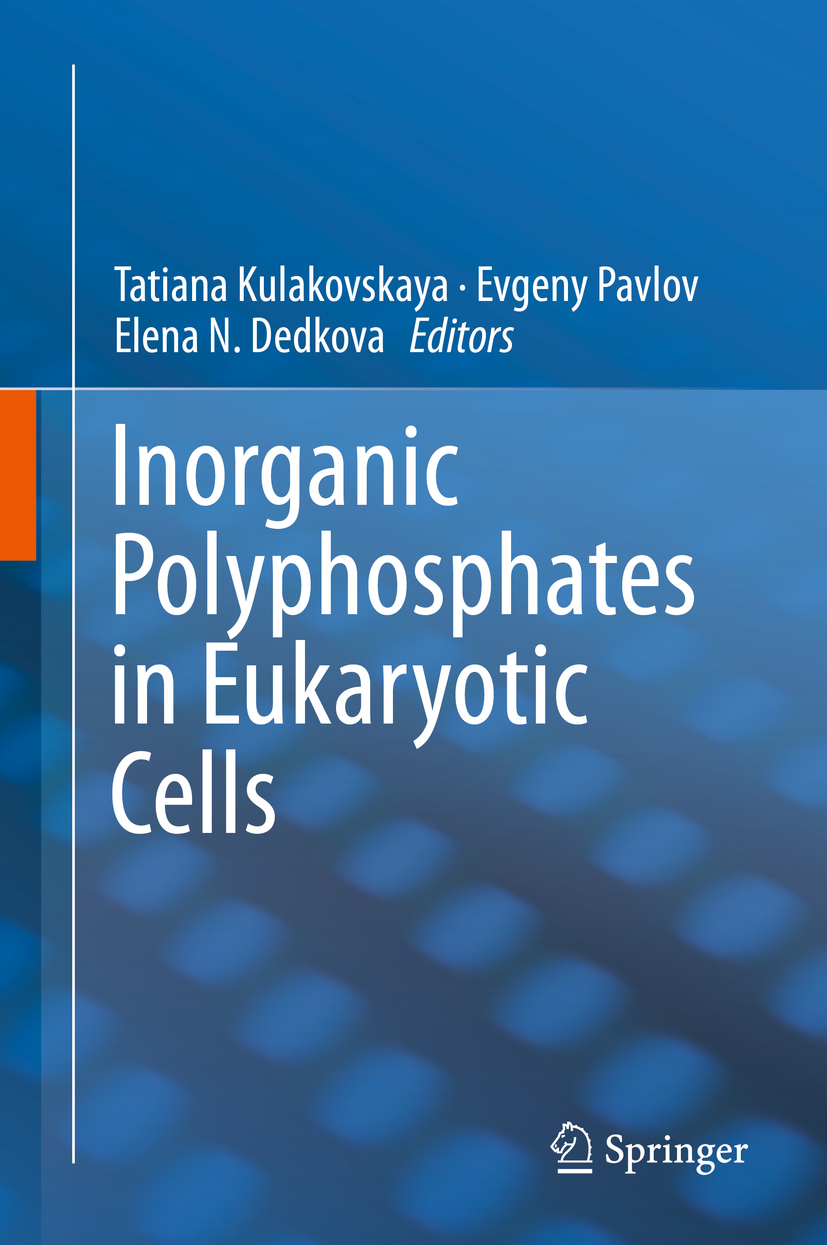 Dedkova, Elena N. - Inorganic Polyphosphates in Eukaryotic Cells, ebook