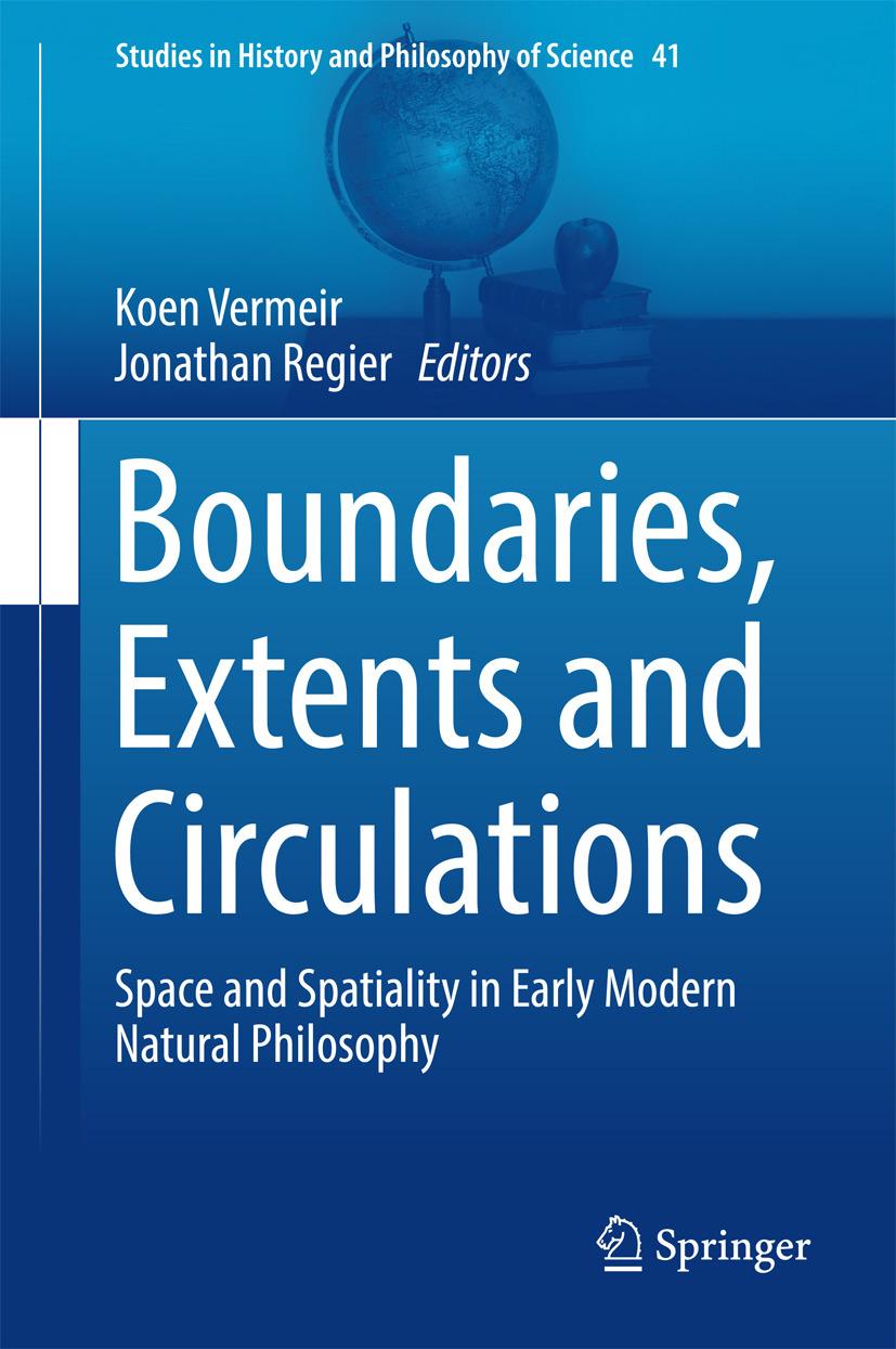 Regier, Jonathan - Boundaries, Extents and Circulations, ebook