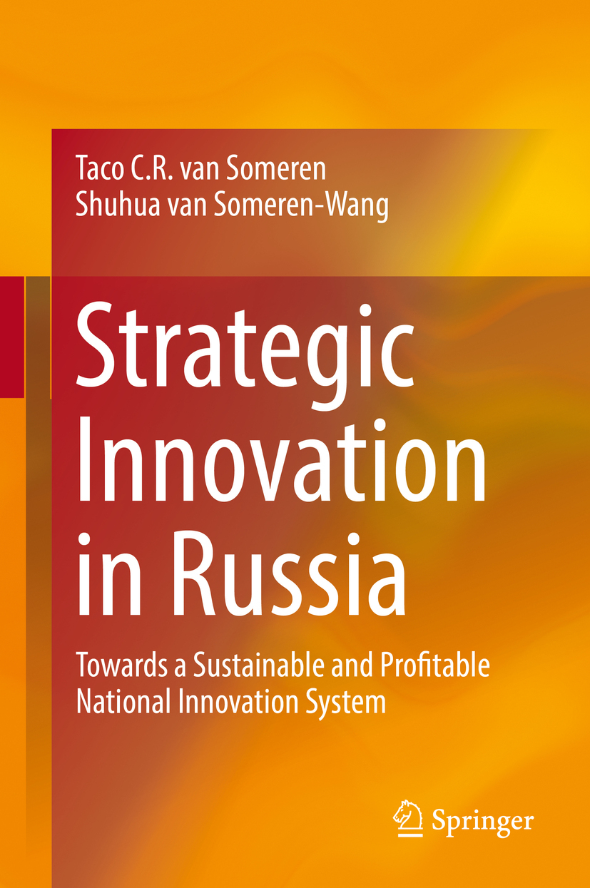 Someren, Taco C.R. van - Strategic Innovation in Russia, ebook