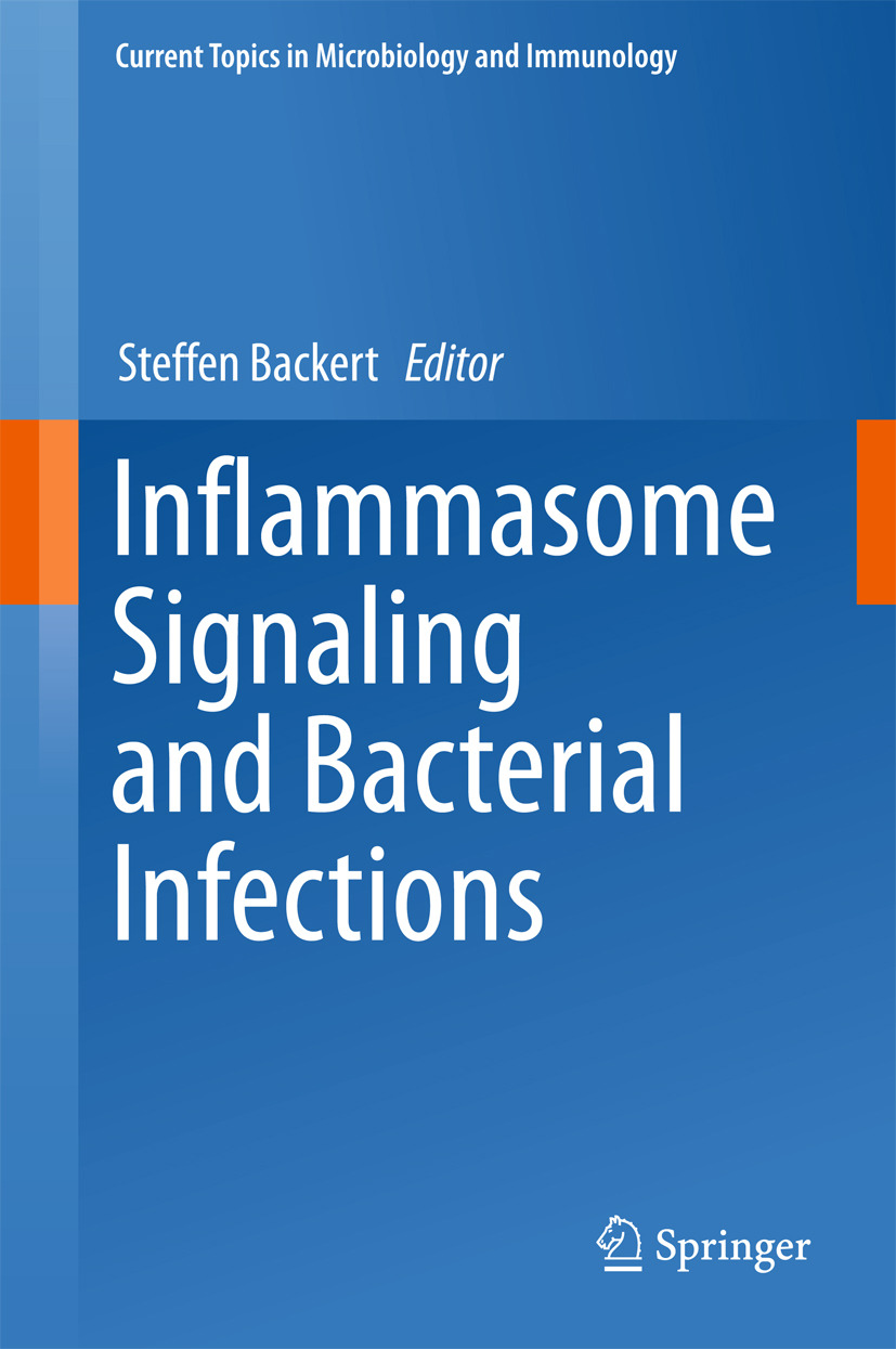 Backert, Steffen - Inflammasome Signaling and Bacterial Infections, ebook