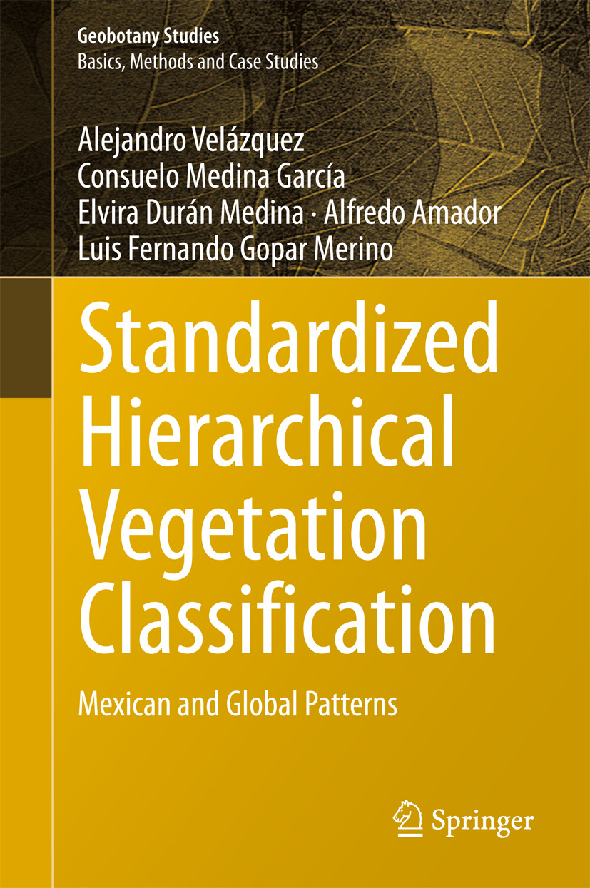 Amador, Alfredo - Standardized Hierarchical Vegetation Classification, ebook