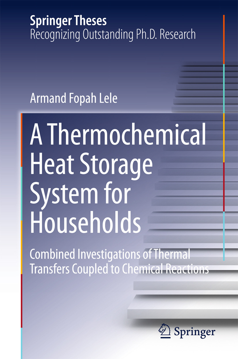Lele, Armand Fopah - A Thermochemical Heat Storage System for Households, e-bok
