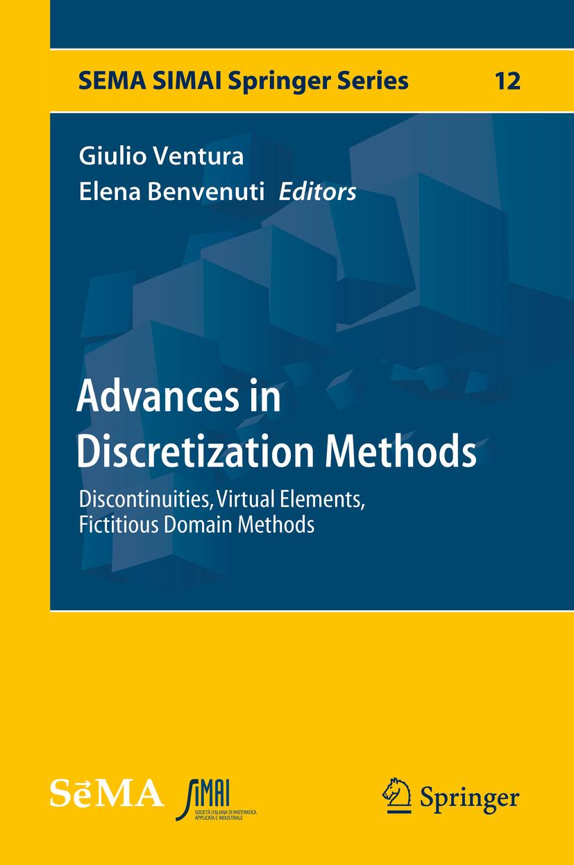 Benvenuti, Elena - Advances in Discretization Methods, ebook