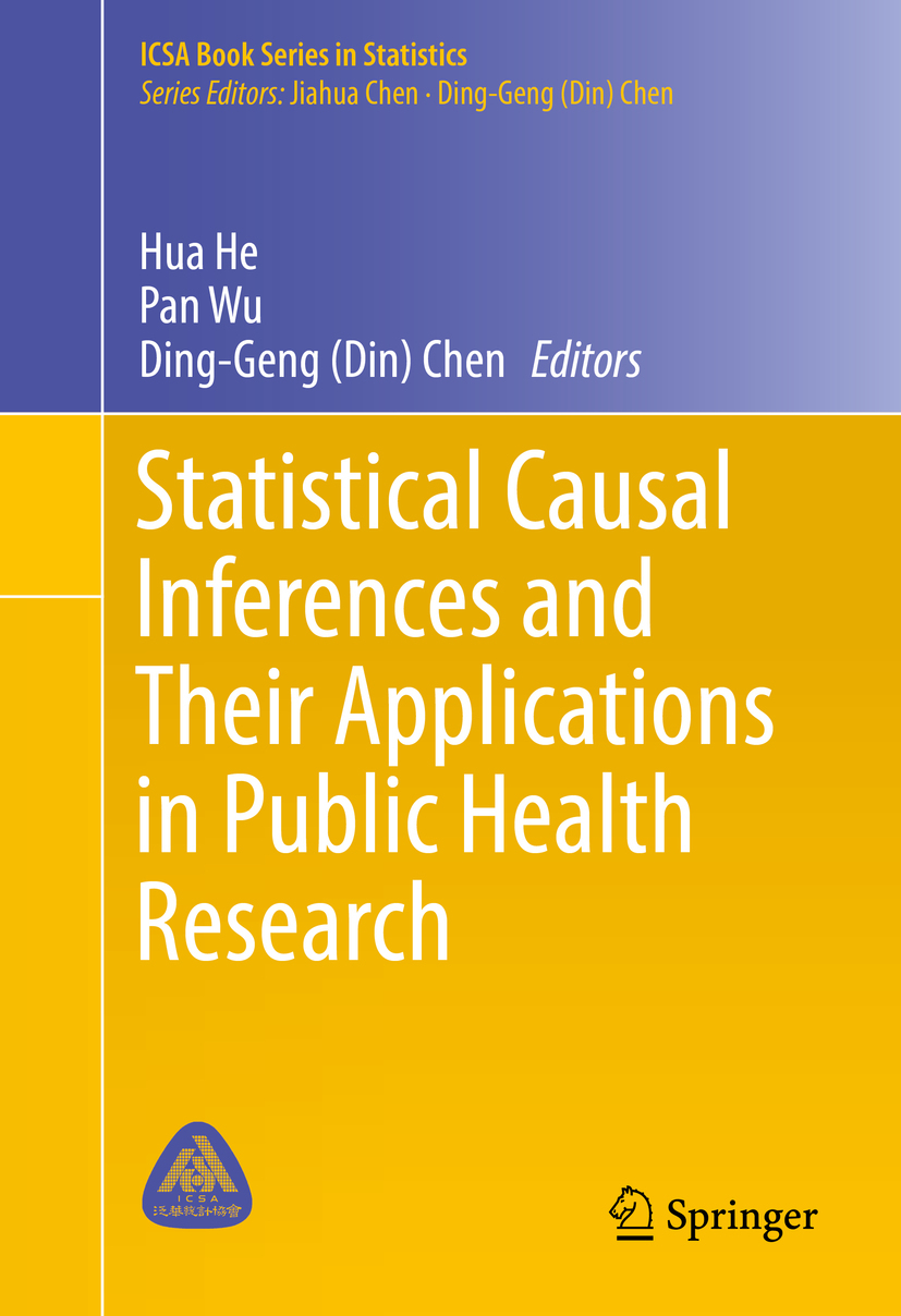 Chen, Ding-Geng (Din) - Statistical Causal Inferences and Their Applications in Public Health Research, ebook