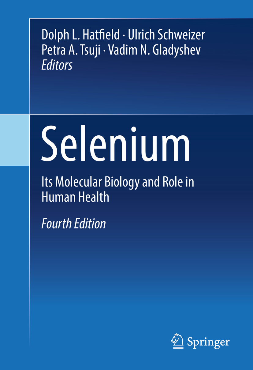 Gladyshev, Vadim N. - Selenium, ebook