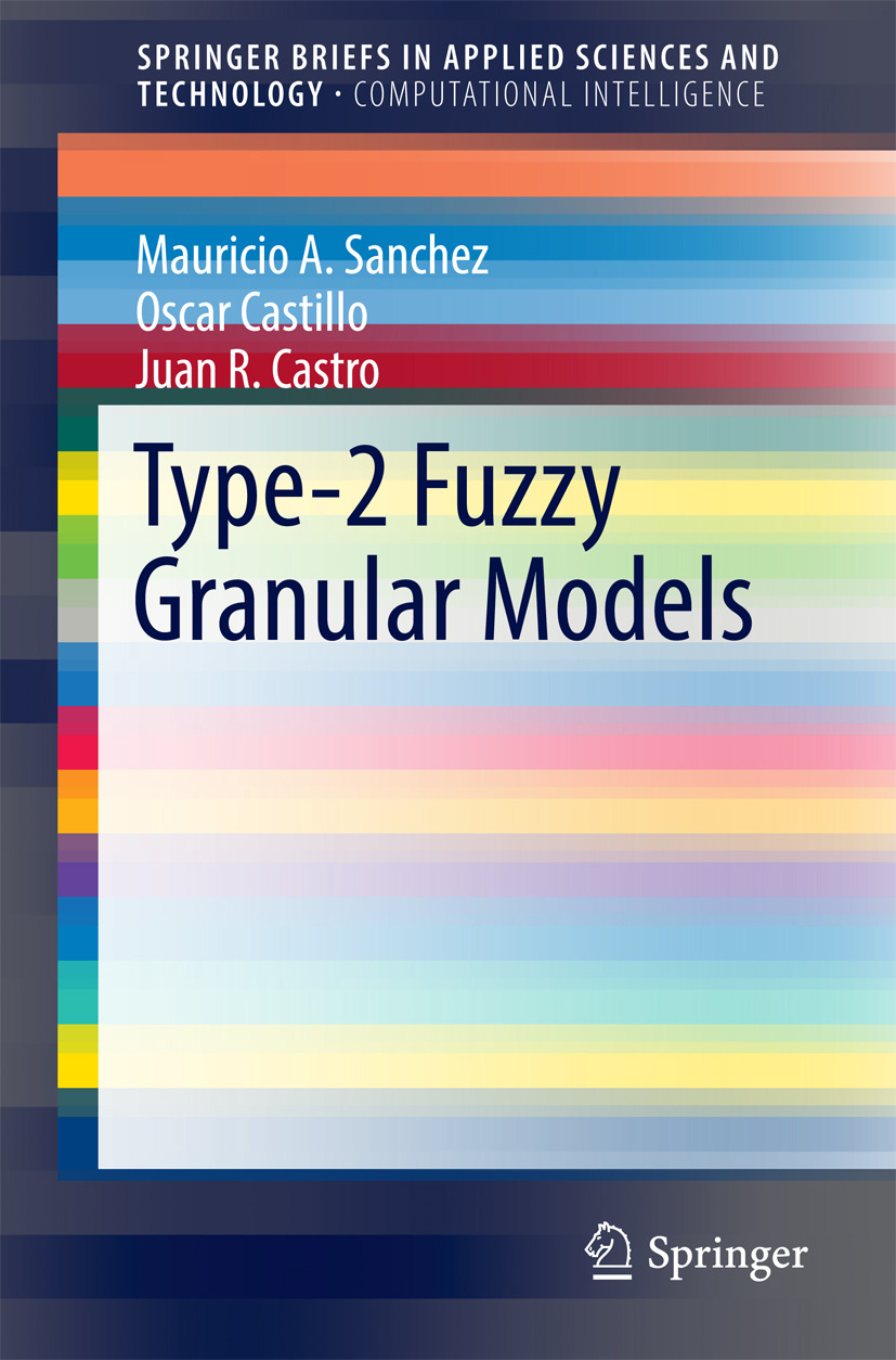 Castillo, Oscar - Type-2 Fuzzy Granular Models, ebook