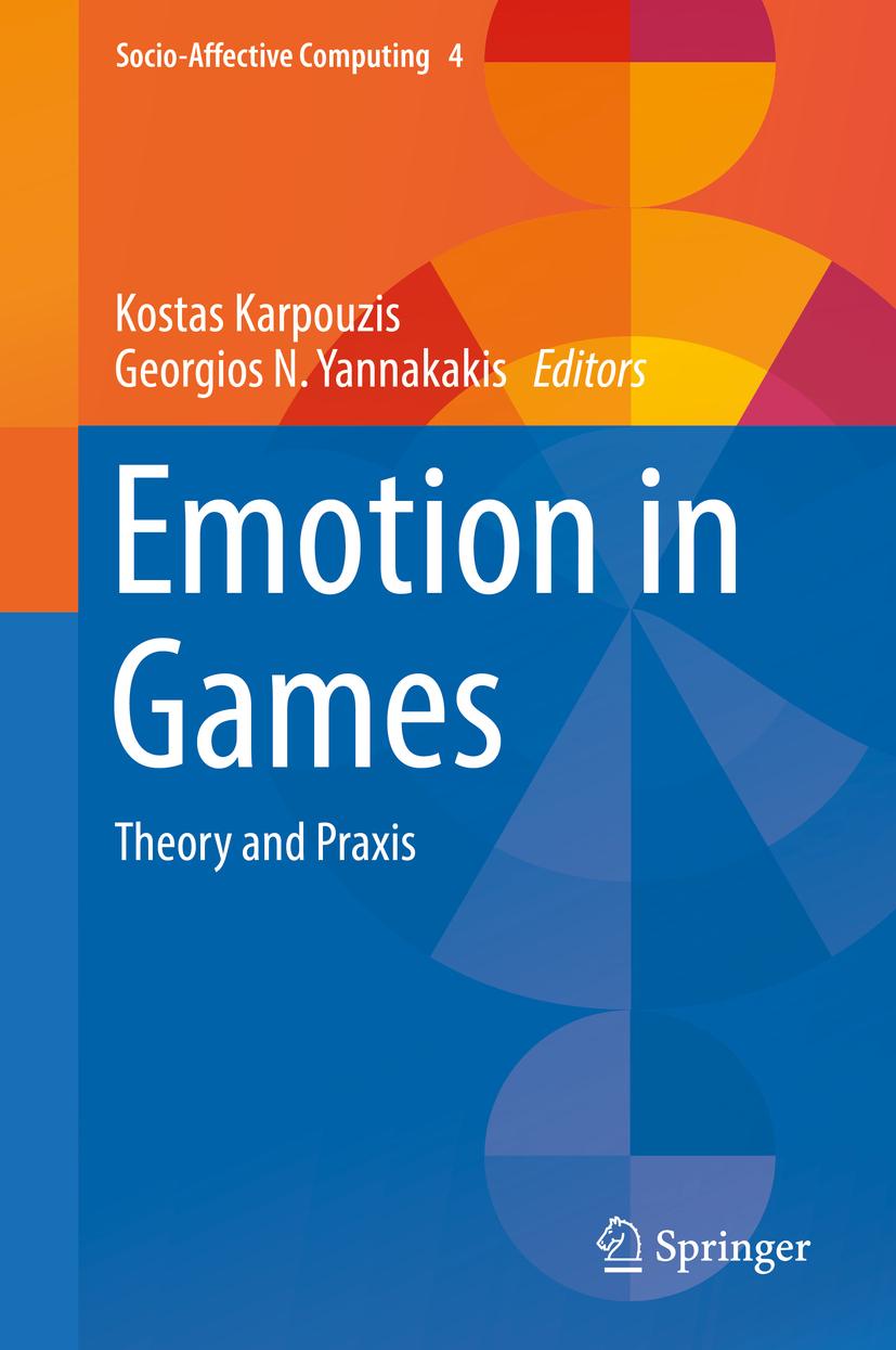 Karpouzis, Kostas - Emotion in Games, ebook