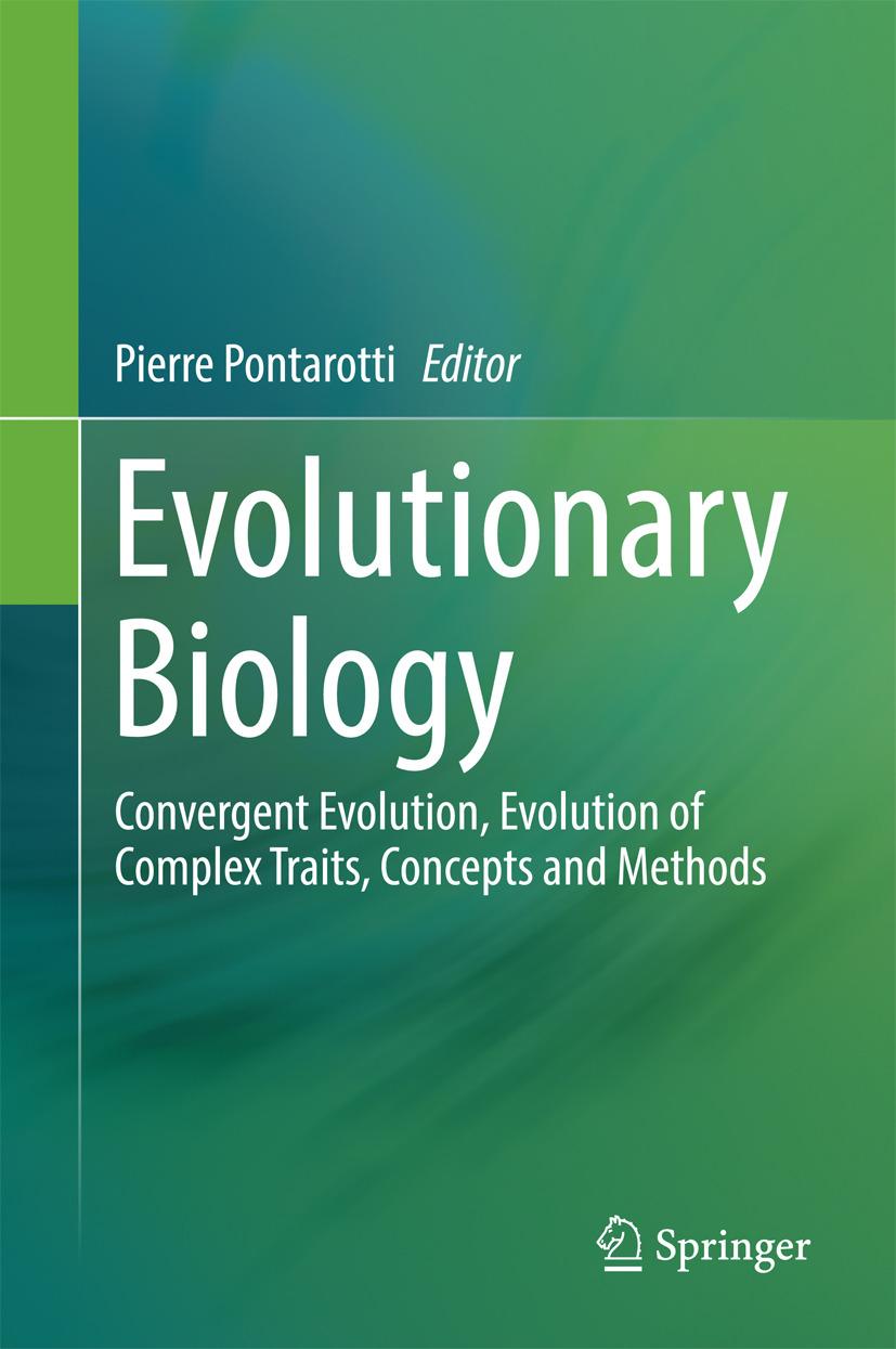 Pontarotti, Pierre - Evolutionary Biology, ebook