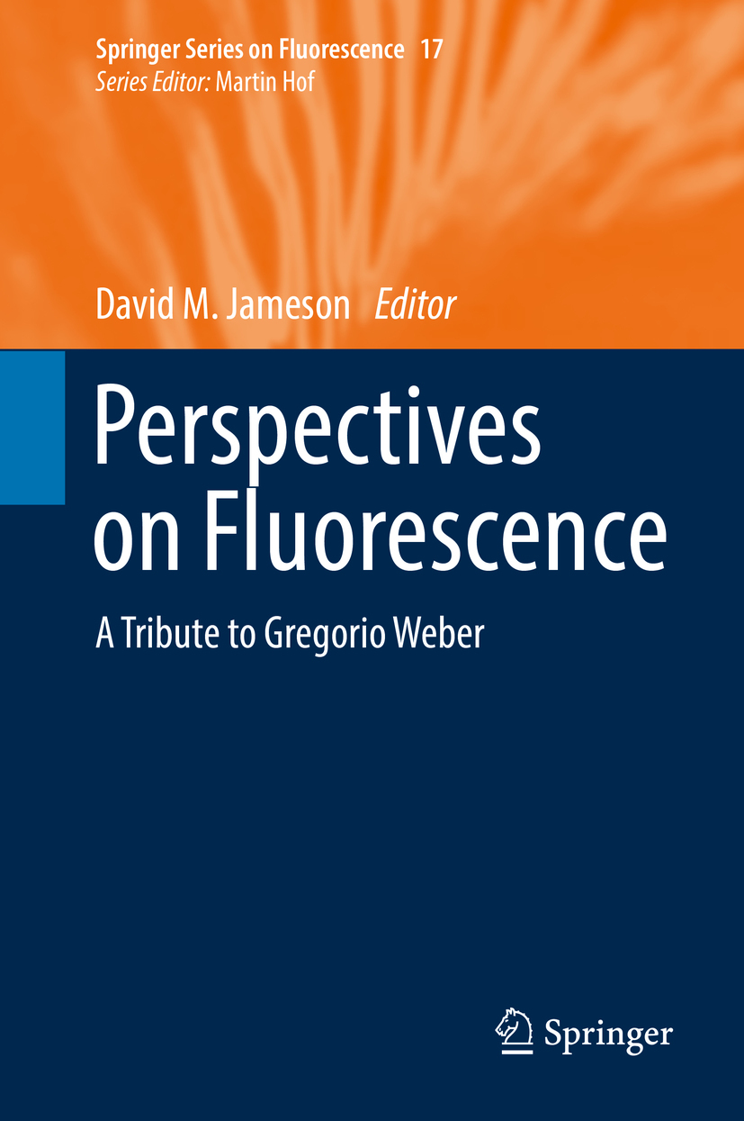 Jameson, David M. - Perspectives on Fluorescence, ebook