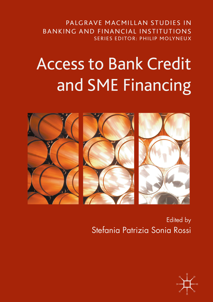Rossi, Stefania - Access to Bank Credit and SME Financing, ebook