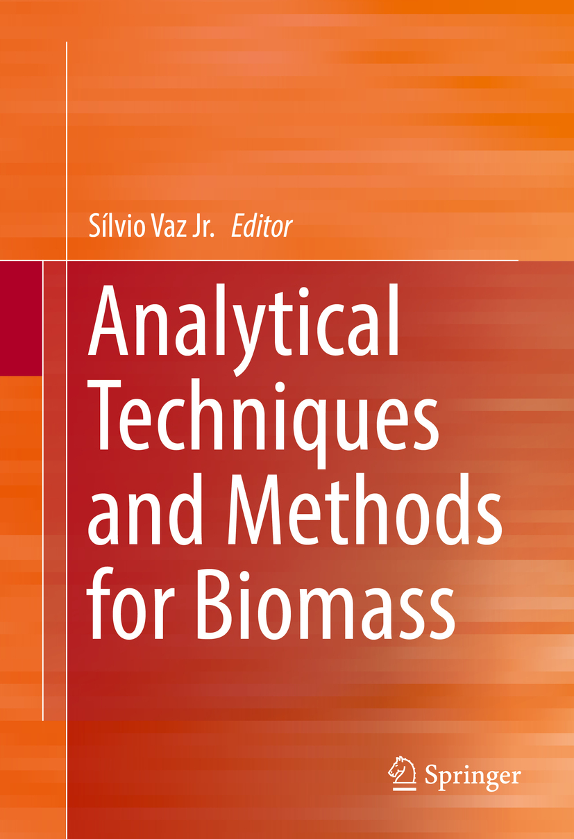 Jr., Sílvio Vaz - Analytical Techniques and Methods for Biomass, ebook