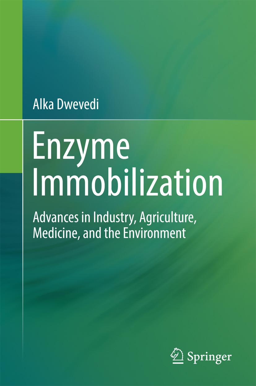 Dwevedi, Alka - Enzyme Immobilization, ebook
