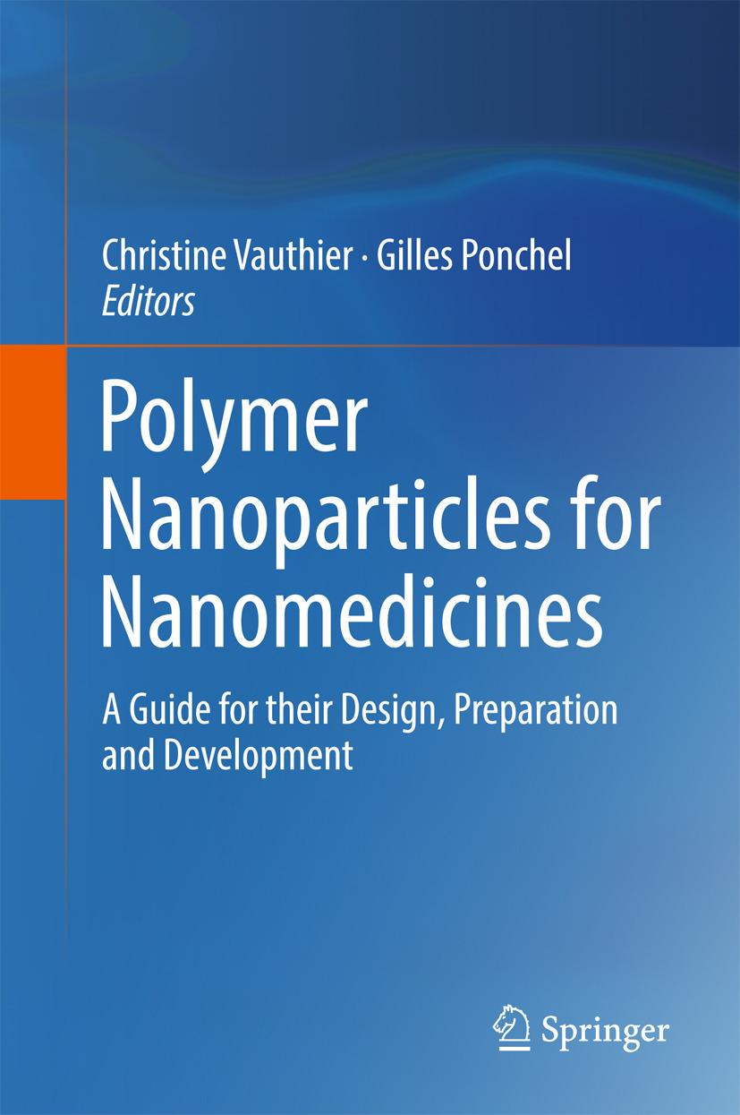 Ponchel, Gilles - Polymer Nanoparticles for Nanomedicines, ebook