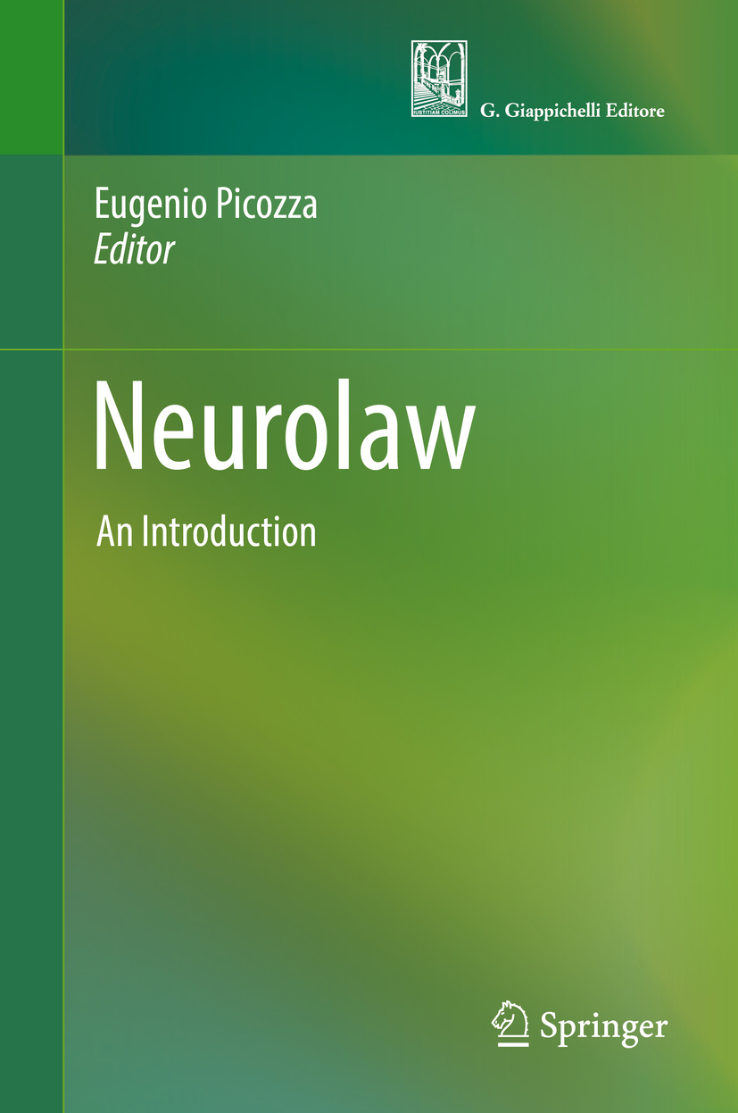 Picozza, Eugenio - Neurolaw, ebook