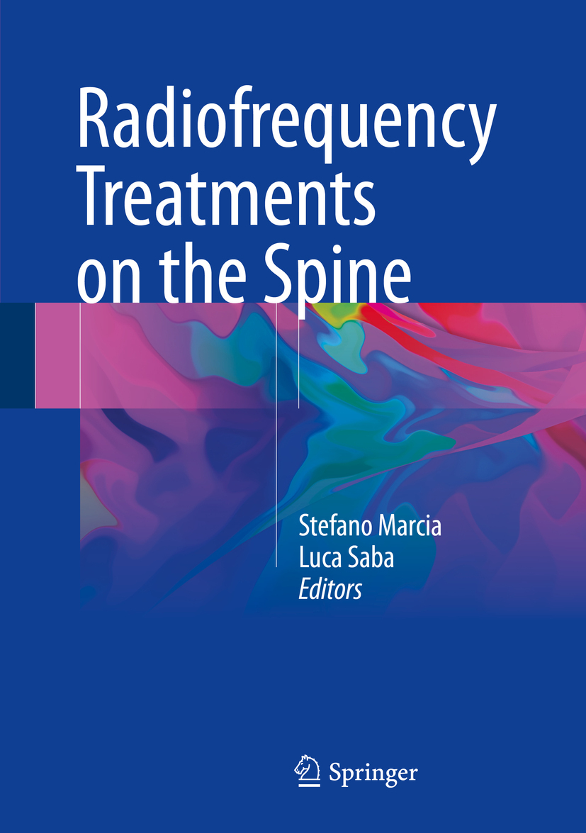 Marcia, Stefano - Radiofrequency Treatments on the Spine, ebook
