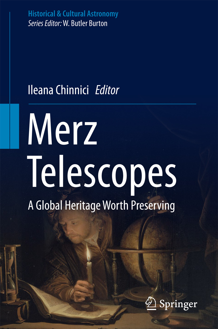 Chinnici, Ileana - Merz Telescopes, ebook