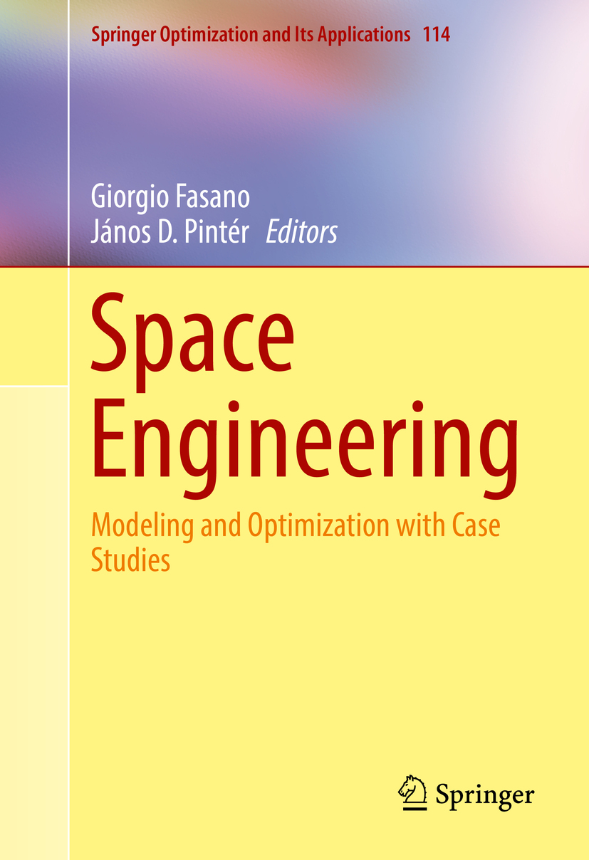 Fasano, Giorgio - Space Engineering, ebook