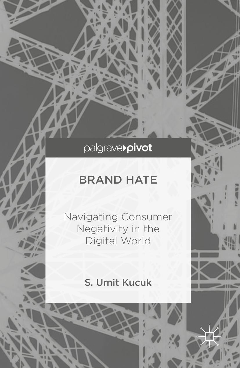 Kucuk, S. Umit - Brand Hate, ebook