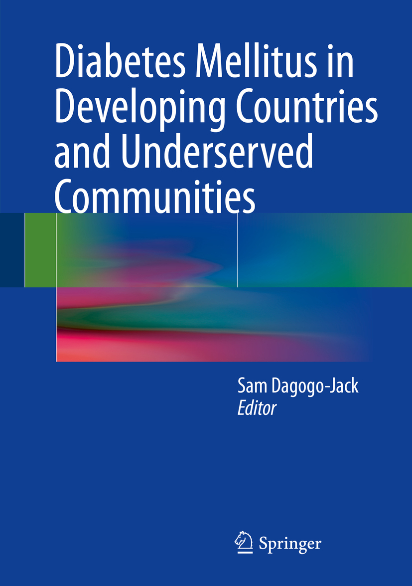 Dagogo-Jack, Sam - Diabetes Mellitus in Developing Countries and Underserved Communities, ebook
