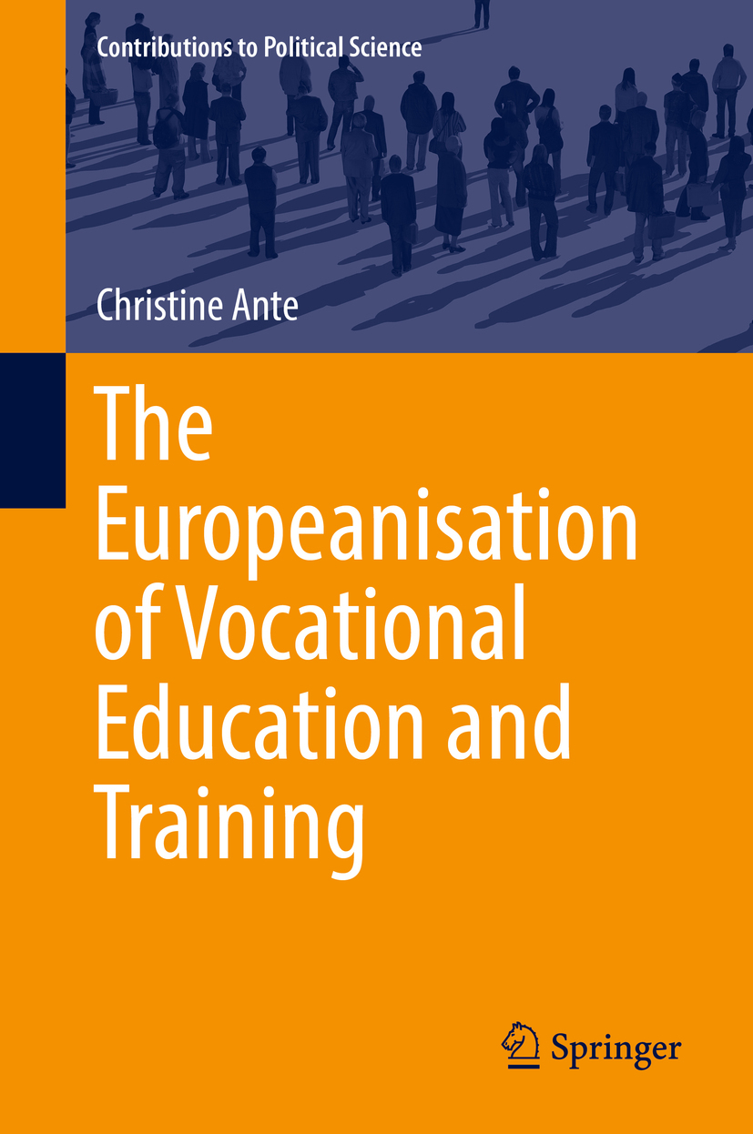 Ante, Christine - The Europeanisation of Vocational Education and Training, ebook