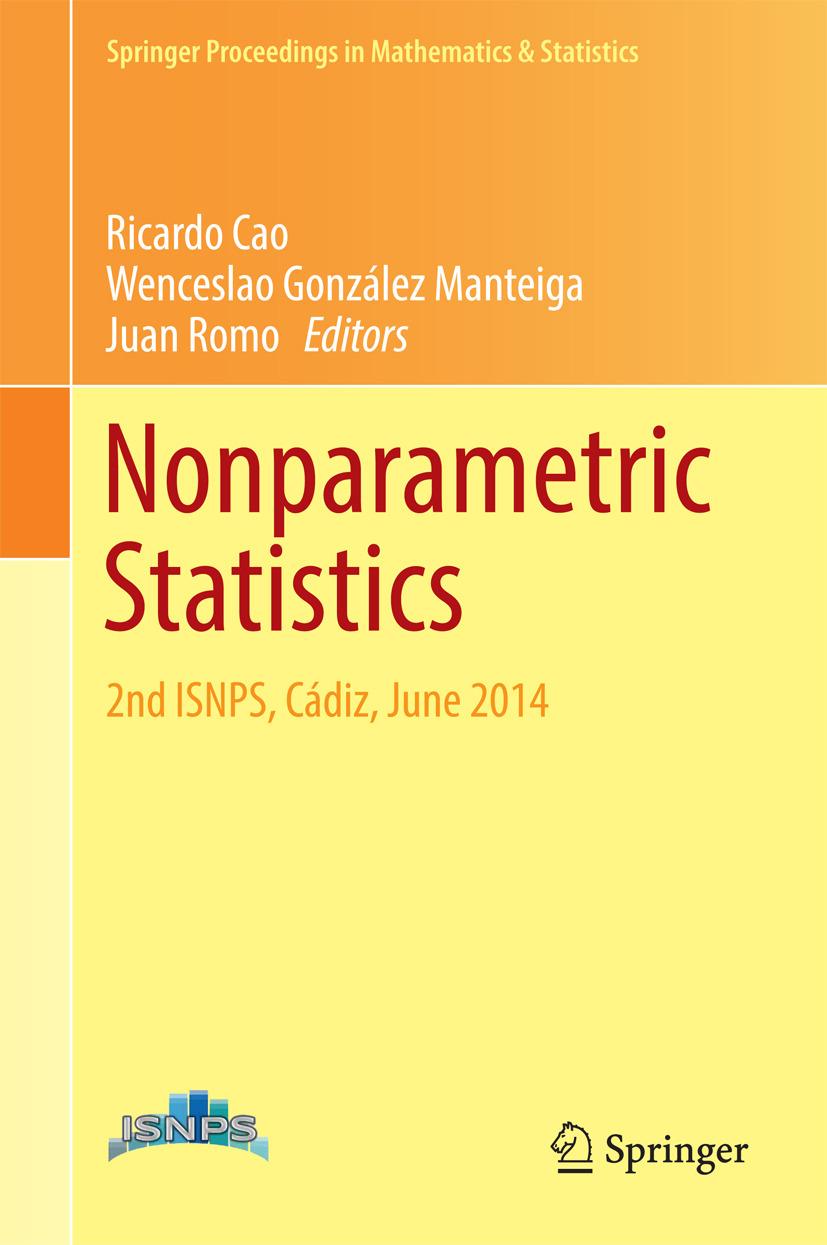Cao, Ricardo - Nonparametric Statistics, ebook