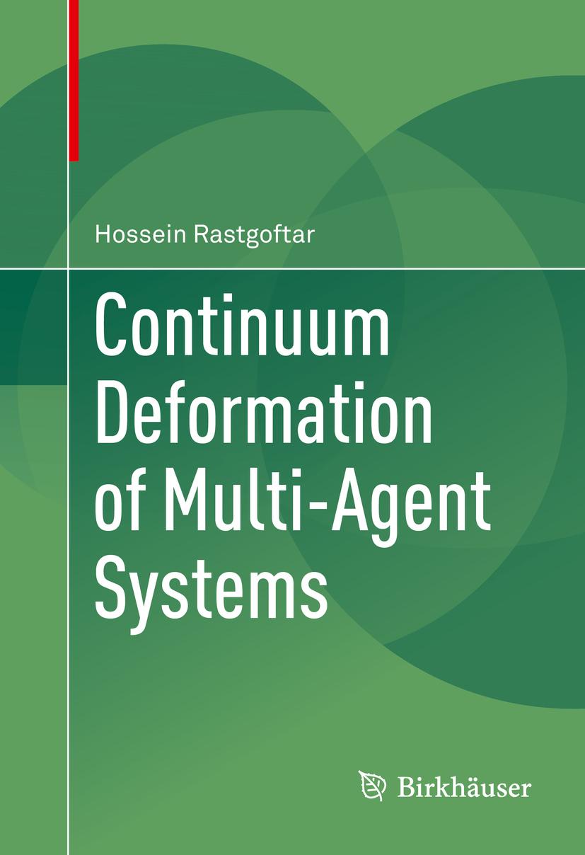 Rastgoftar, Hossein - Continuum Deformation of Multi-Agent Systems, ebook